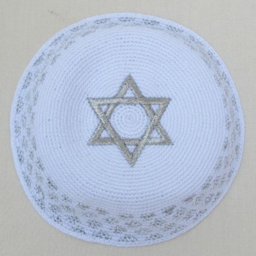 Star of David Kippah