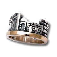 Jerusalem theme ring